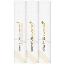 3 Pack Sebastian Shaper Plus Extra Hold Hairspray 10.6 oz - Brand new