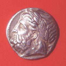 Mazedonien, Macedonia, Tetradrachme, Phillip II., 359 - 336 v. Chr., vz/ss