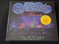 Heart & Friends - Home For The Holidays CD & DVD THE LOVEMONGERS SAMMY HAGAR