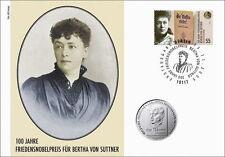 V-075 Bertha von Suttner - Friedensnobelpreis