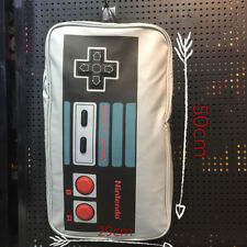 Nintendo NES Controller Leather Sports Messenger Backpack School Bag