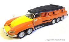 1/43 CITROEN MILLE PATES MICHELIN DIECAST coche model car escala
