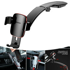 Car Phone Mount Dashboard Gravity Holder for iPhone X, 8, 8 Plus 11 Samsung S9