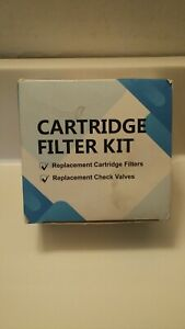 6 Pack Cartridge Filter Kit For Soclean 2 Replacement So Clean 2 CPAP Cleaner