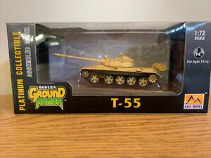 Easy Model 1/72 T-55 - Iraq 1991 (#35027 )