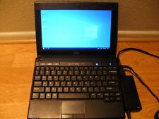 Dell latitude 2100 wifi, 1.6 GHz, 120 GB hd, 2 GB ddr2, webcam, 10