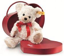 NEUF STEIFF luxe sweetheart ours en peluche I LOVE YOU Cadeau Spécial 109904