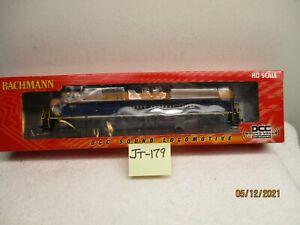 JT-179 Bachmann 66003 SD-70ACe Jersey Central 1071 (DCC, sound)