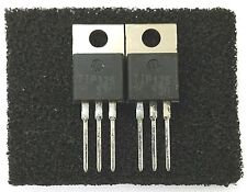 Lot of 2 NEW Motorola TIP125 5 Amp 5A 60 Volt PNP Darlington Transistors