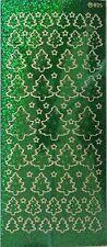 Kelly Outline Sticker-Diamond Christmas Tree