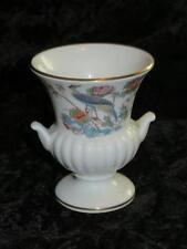 WEDGWOOD Fine Bone China Urn Shaped Posy Vase KUTANI CRANE