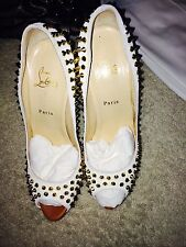 Gorgeous Authentic Gentle Used Christian Louboutin