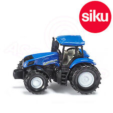 Siku 1012 New Holland T8.390 Blue Detailed Tractor Scale Model Toy New