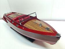 Riva - bateau bois - 81 cm