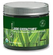 Nikken Kenzen Jade GreenZymes 50-Serving Organic Barley Grass Powder Item 15553