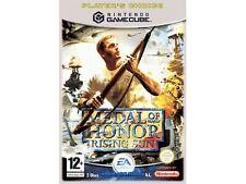 # Medal of Honor: Rising Sun (tedesco) Nintendo GameCube/GC gioco # usk18