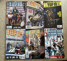 top 10 comic 1-6
