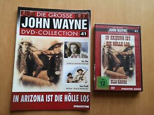 In Arizona ist die Hölle los - John Wayne Collection Nr. 41 + Heft --DVD--FSK:12
