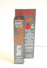 Benefit Cosmetics They're Real Double The Lip Lipstick & Liner REVVED-UP RED NEW