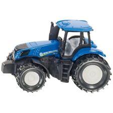 Vehículos agrícolas de automodelismo y aeromodelismo SIKU color principal azul