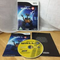 Disney Pixar WALL-E Complete Nintendo Wii and Wii U Game PAL
