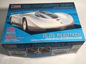 Monogram Oldsmobile Aerotech Olds Concept Car 1:24 scale model kit RARE