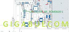 L41 Square diplexers coil filter cap ic chip FILTER_4P_TCM0605-1 per iPhone 5
