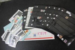 CKStamps : Incredible Mint & Used Hong Kong Stamps Collection In Pages, some NH