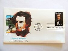 "July 8th, 1983 ""Nathaniel Hawthorne"" First Day Cover"
