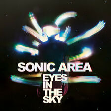 SONIC AREA Eyes in the Sky CD 2016 ant-zen