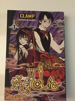 xXxholic Vol 1 Manga Clamp English