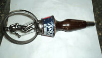 Michelob Light Skier Beer tap handle