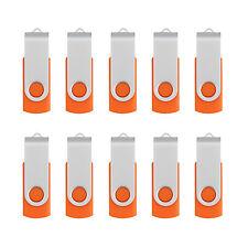 10 PCS 16GB USB 3.0 Flash Thumb Pen Drive Memory Stick Enough Storage U Disk