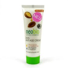 (9,98/100ml) Neobio 24 h Anti Age Cream vegan 50 ml