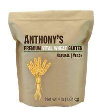 Vital Wheat Gluten High in Protein 100% Natural Seitan Vegetarian Meat Steak