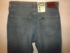 Lee Brooklyn Straight Fit Jeans (original) 34 In.