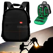 DSLR Digital Camera Bag Backpack Travel Sport Outdoor Video Waterproof Case O7M5