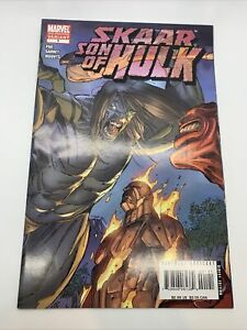 2008 Marvel Comics Skaar Son of Hulk #1 - 2nd Print Variant