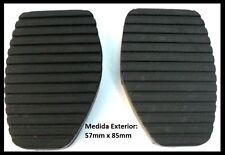 2x Goma Pedal Freno / Embrague CITROEN XSARA EVASION C5 C6 PICASSO BERLINGO ZX