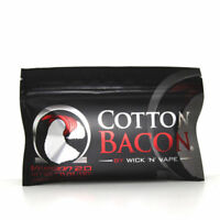 Cotton Bacon V2 By Wick 'N' Vape 100% Authentic Watch Out For Fakes *BEST PRICE*