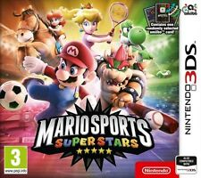 Mario Sports Superstars + Amiibo Card Nintendo 2DS & 3DS * NEW SEALED PAL *