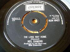 "Neil Diamond-El Largo Camino A Casa Vinilo De 7"""