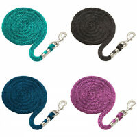 Luxury thick handle lead rope / rein for horse, pony dog polypropylene Quality