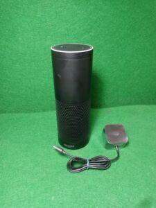Amazon Echo SK705DI Black Alexa Smart Speaker Bluetooth w/ Adapter