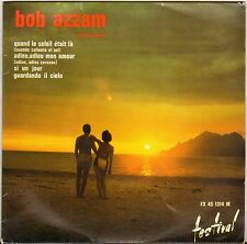 """BOB AZZAM """"SI UN JOUR"""" 60'S EP FESTIVAL 1314"""