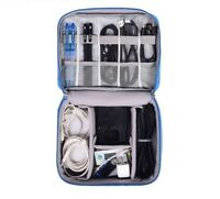 Cable Bags Portable Travel Digital Usb Gadgets Organizer Charger Wires Cosmetic