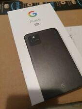 NEU! Google Pixel 5 - 128GB - Just BLACK, Dual Sim!
