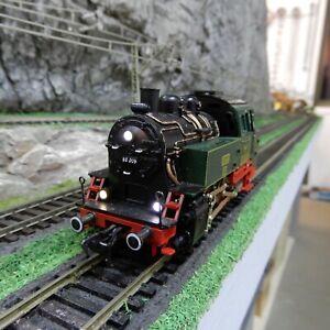 Fleischmann green Carl HO DCC 2 Rail