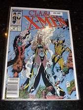 CLASSIC X-MEN Comic - Vol 1 - No 32 - Date 04/1989 - MARVEL Comic