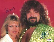 Jimmy Jam Garvin Precious Signed WWE 8x10 Photo PSA/DNA COA NWA WCW Auto Picture